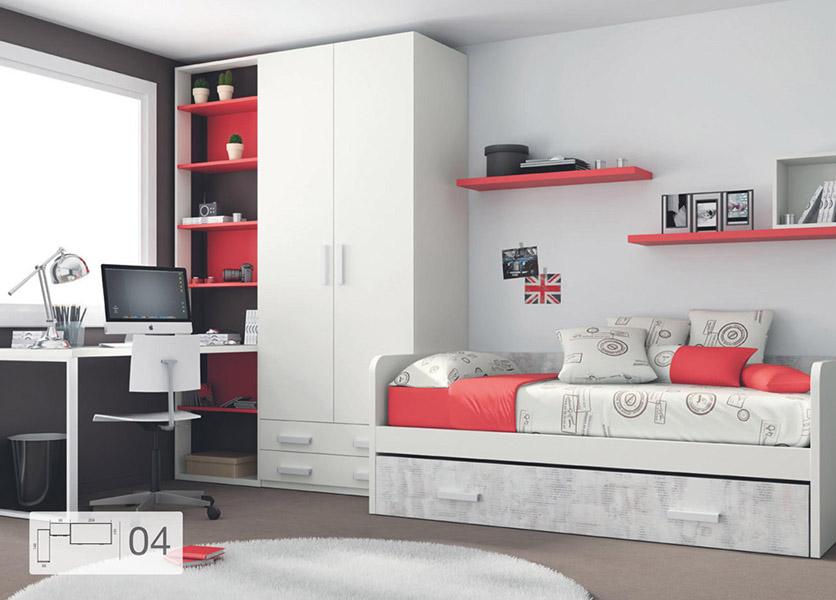 Camas nido muebles viblas tienda en valencia mueble de - Decoracion camas nido ...