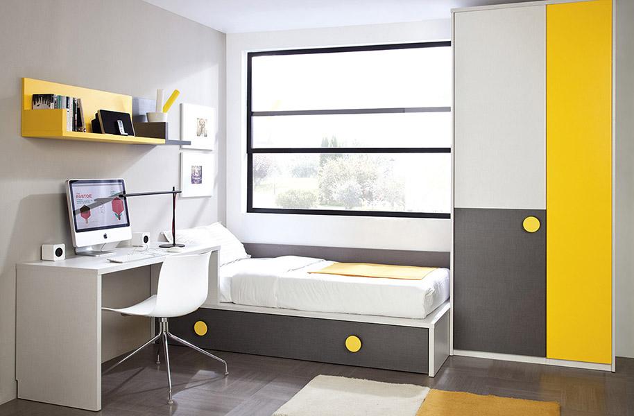 Camas nido muebles viblas tienda en valencia mueble de - Mueble cama nido ...
