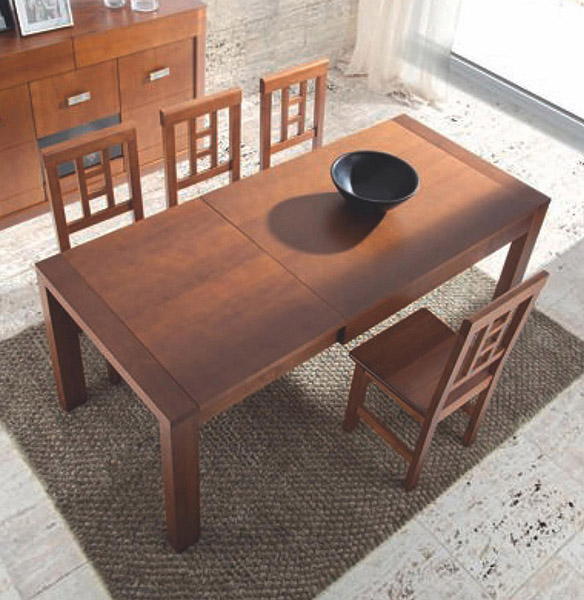 Comedor madera muebles viblas tienda en valencia for Catalogo de muebles de madera para el hogar pdf