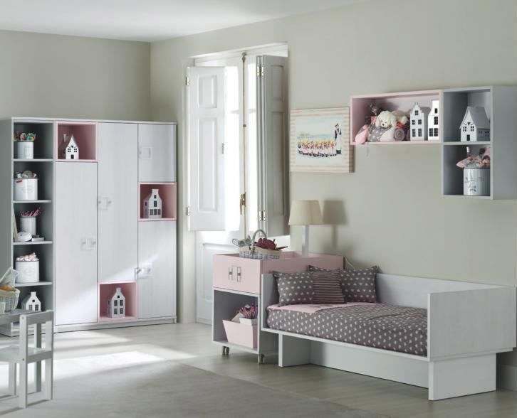 Cunas convertibles muebles viblas tienda en valencia for Practica muebles catalogo
