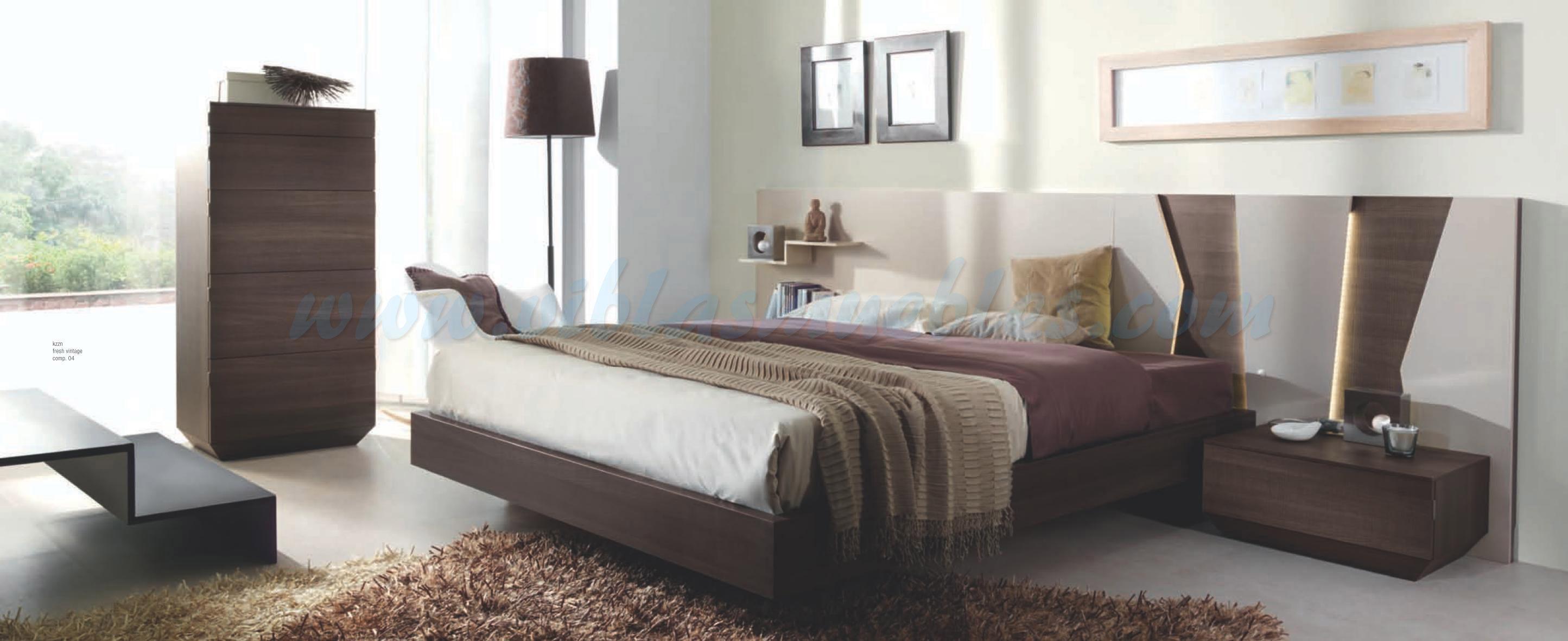 Dormitorio Matrimonio Muebles Viblas Tienda En Valencia Mueble  ~ Dormitorios De Matrimonio Con Canape