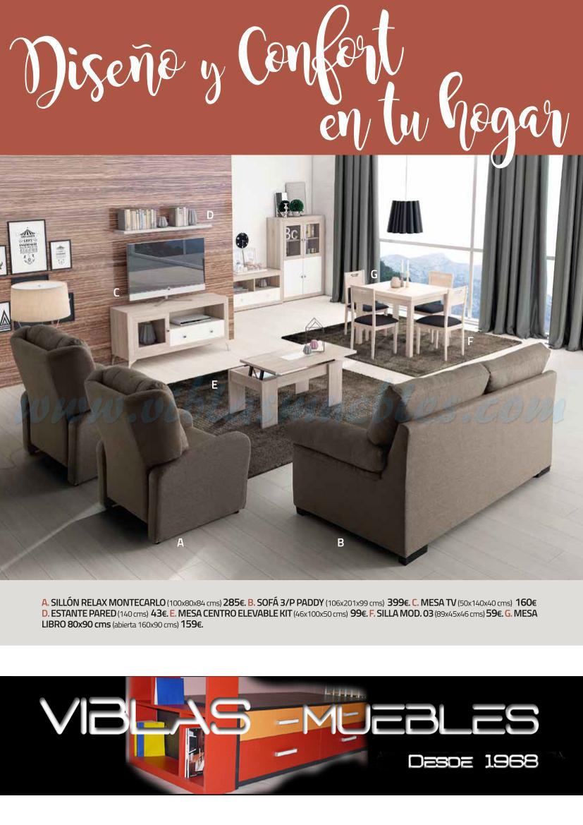 oferta muebles 2 muebles viblas tienda en valencia On ofertas de muebles para el hogar