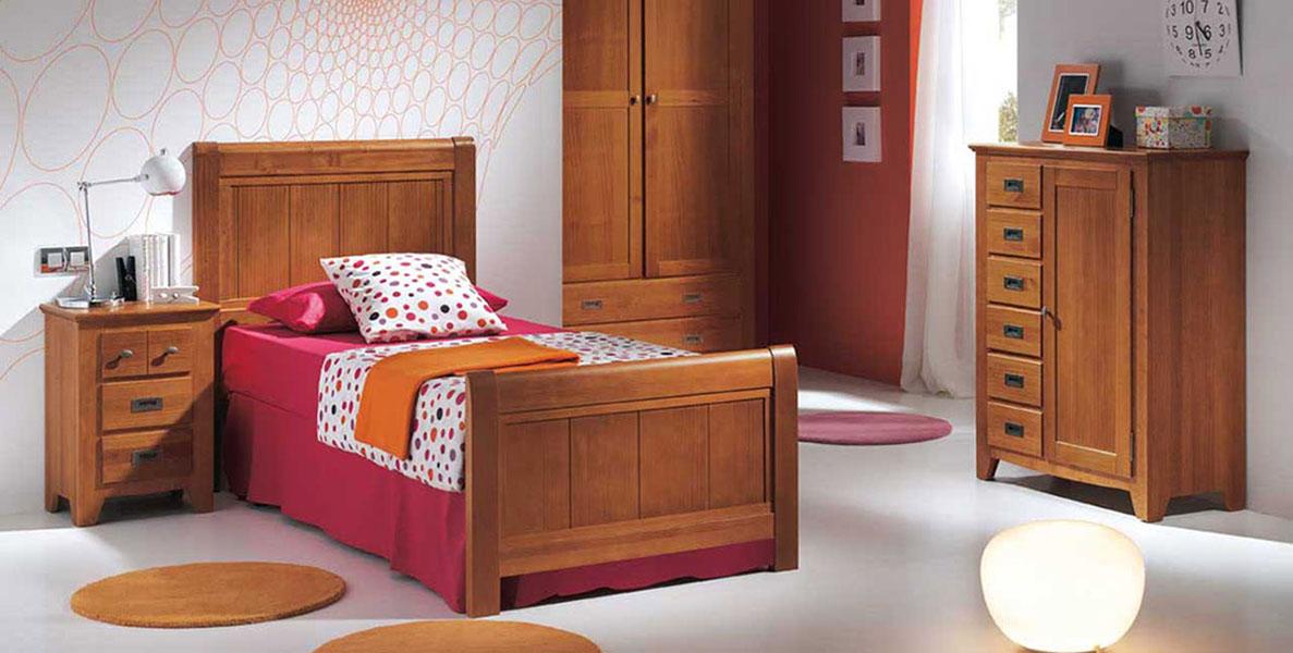 Juvenil madera muebles viblas tienda en valencia for Practica muebles catalogo